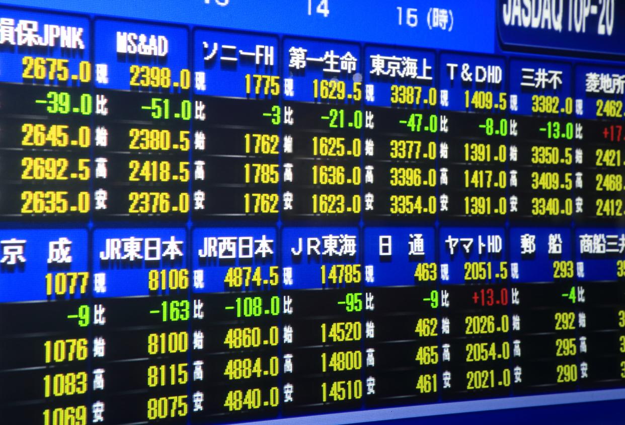 東京証券取引所の動向を知る!TOPIXについてわかりやすく詳細解説。